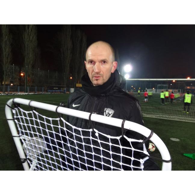 Rebounder for Goalkeeper Coach