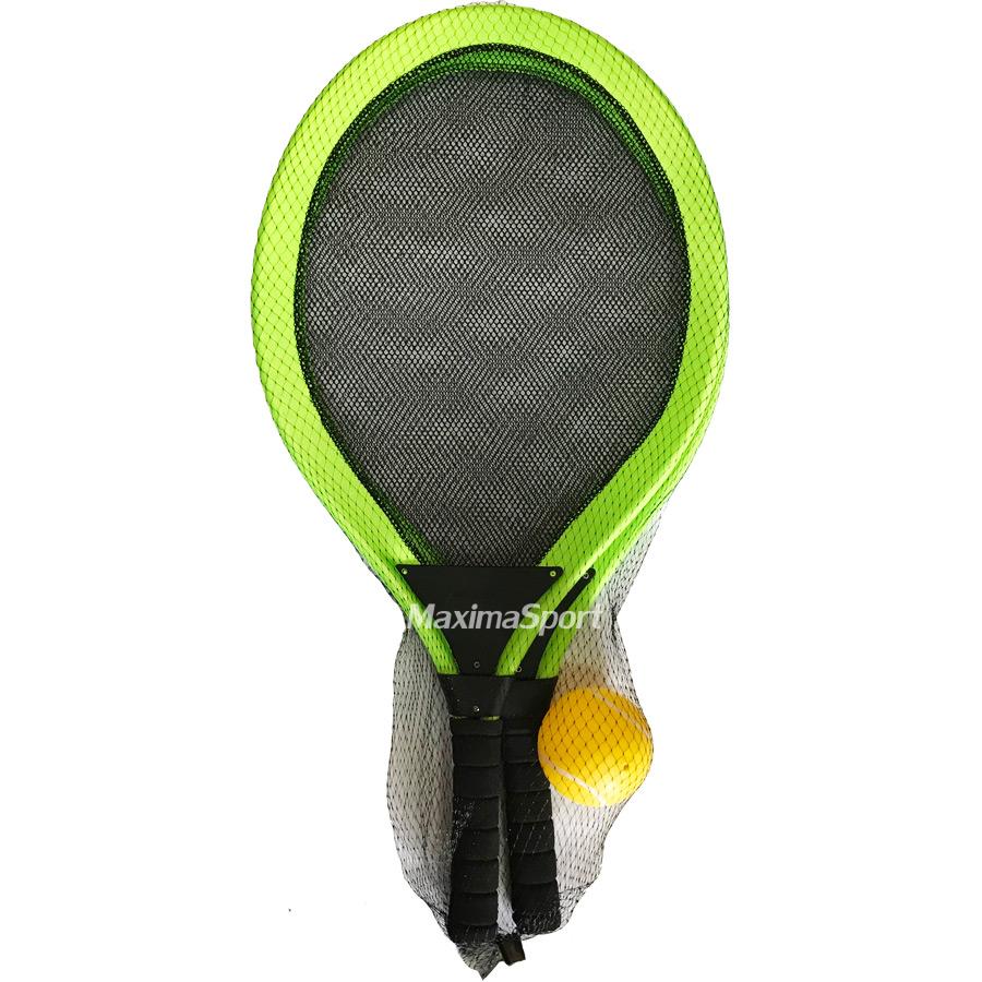 Tennis game set