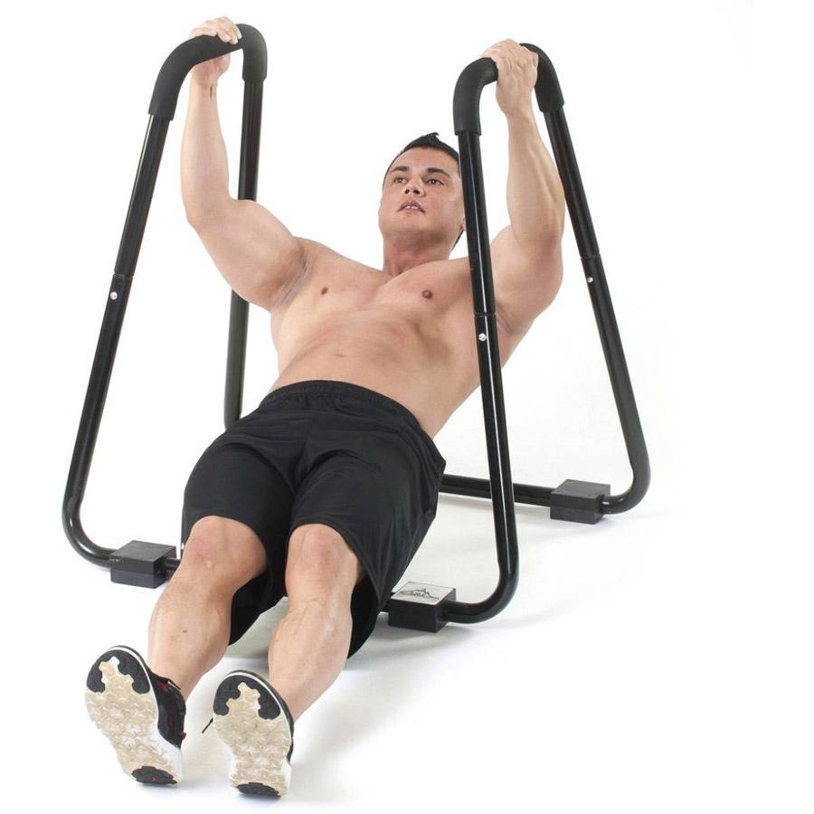 Dip Bar Push Up Fitness Station