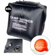 Camp shower 40L PVC