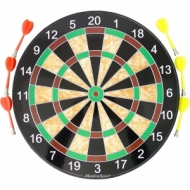 Magnetic dart 15″  with 6  arrow