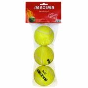 Balls tennis Maxima 3 pcs