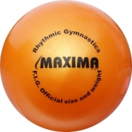 Rhythmic gymnastics ball - small