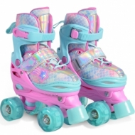 Roller Skates Ariel wheels with LED
