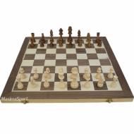 Chess & backgammon 49.5 cm.