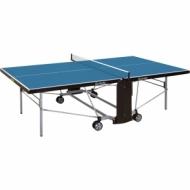 Folding tennis table Outside