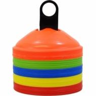 Disc Marker Cones Set of 50 pcs