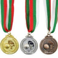 Medal 5 cm.