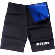 Pantaloni de slabit din neopren cu efect de sauna