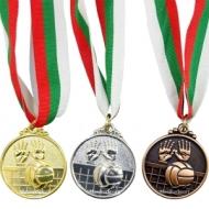 Medalie volei 5 cm.
