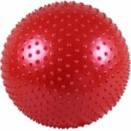 Gym Ball Fitness Pilates Aerobics Yoga Ball with massage points 75 cm.