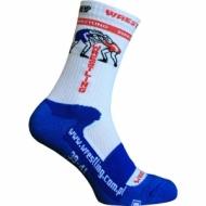 Wresling Socks Berkner Blue Men