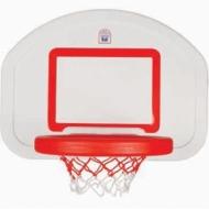 Basketball backboard for children