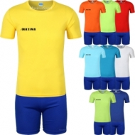 Echipament de fotbal - sort albastru