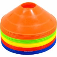 Disc Marker Cones Set 50 pcs