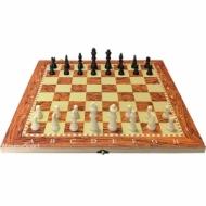 Chess & backgammon 33 cm.