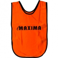 Training vest sized for adults with elastics
