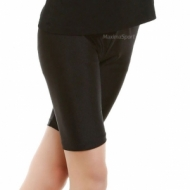 Shorts for gymnastics, pilates and fitness for adults