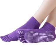 Socks for yoga and pilates