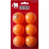 Table tennis balls Maxima 6 pcs.