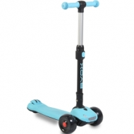 ScooTer Furious with 2 LED wheels and music
