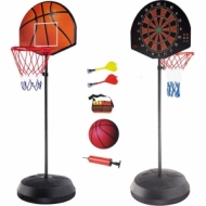 Basketball backboard for children