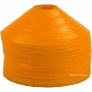 Disc Marker Cones Set 50 pcs.
