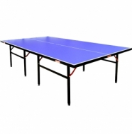 Folding tennis table