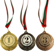 Medal 7 cm.