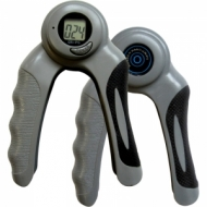 Spring grip pair electronic counter