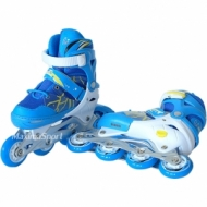 Rollers adjustable size: 34-37