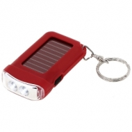 Torch w/t solar battery 2 LED