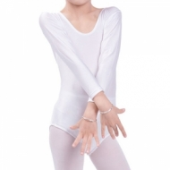 Gymnastics suit with long sleeve for kids