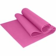 Yoga mat size 173x61x0.4 cm.