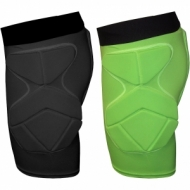 Shorts with side and back protectors