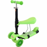Baby Kids Sit Scooter 3 in 1 with LED wheel
