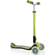 Trotineta Globber Elite Prime pentru copii cu roti iluminate si platforma