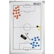 Tactics board alu for footbal SELECT professional