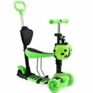 Baby Kids Sit Scooter 5 in 1 with LED wheel