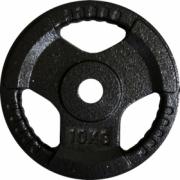 Training Disc Ø25 mm. 10 kg.