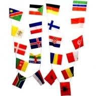 Flags - 21 EU countries
