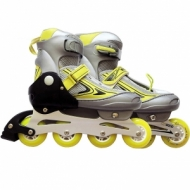 Rollers and ice skates 2 in 1