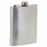 Metal stainless steel 8oz bottle