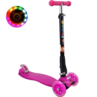 ScooTer 4 wheels with LED