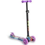 ScooTer Rapture with 4 LED wheels