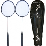 Set badminton geanta inclusa si fluturasi