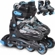 Rollers and Roller Skates Double 2 in 1 adjustable