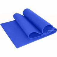 Yoga mat size 173x62x0.4 cm.