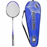 Racheta de badminton.