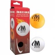 Ping-pong ball Maxima 3 pcs.